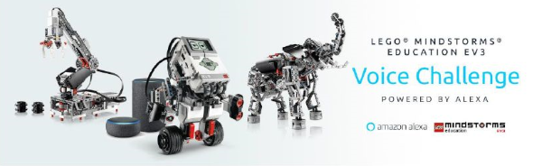 LEGO MINDSTORM Voice Challenge: Powered by Alexa